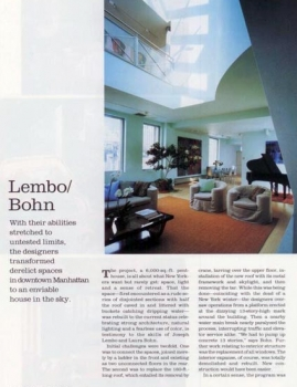 Interior Design | May 1994