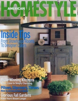 American Homestyle | October 2000