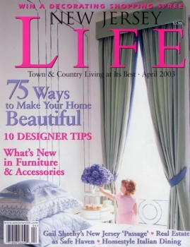 New Jersey Life | March 2003