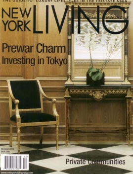 New York Living | October 2004
