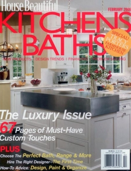House Beautiful | Kitchens & Baths
