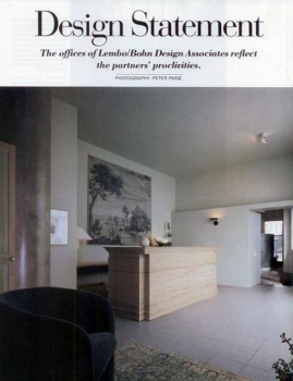 Interior Design | LBDA Offices