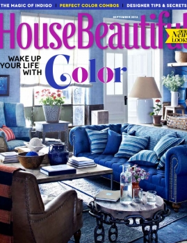 House Beautiful – September 2014