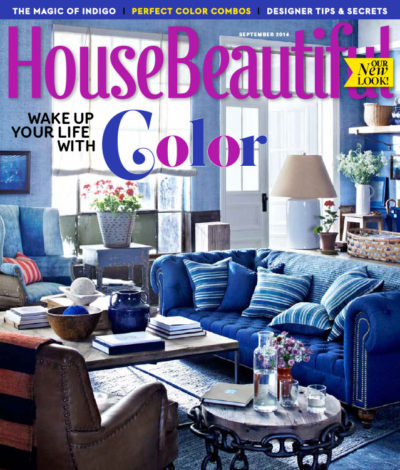 House Beautiful - September 2014