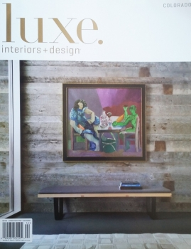 Luxe Interior + Design – Fall 2014