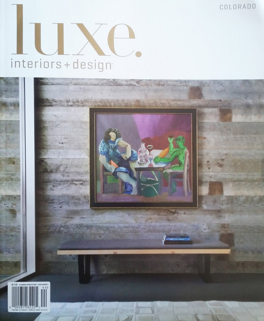 Luxe 2014 – COVER
