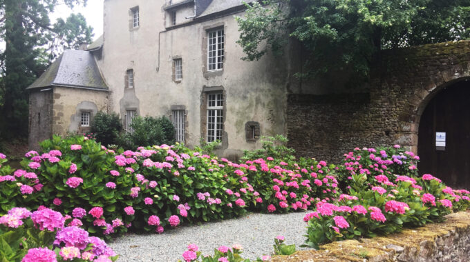 Hunt For Le Petite Chateau In France