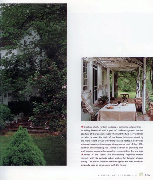 American Farmhouses: Country Style and Design
