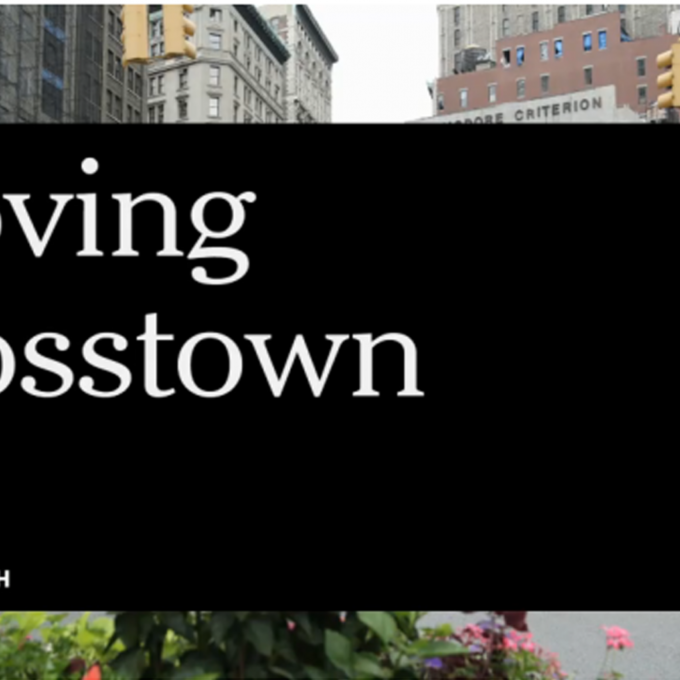 NYT - Moving Across Town