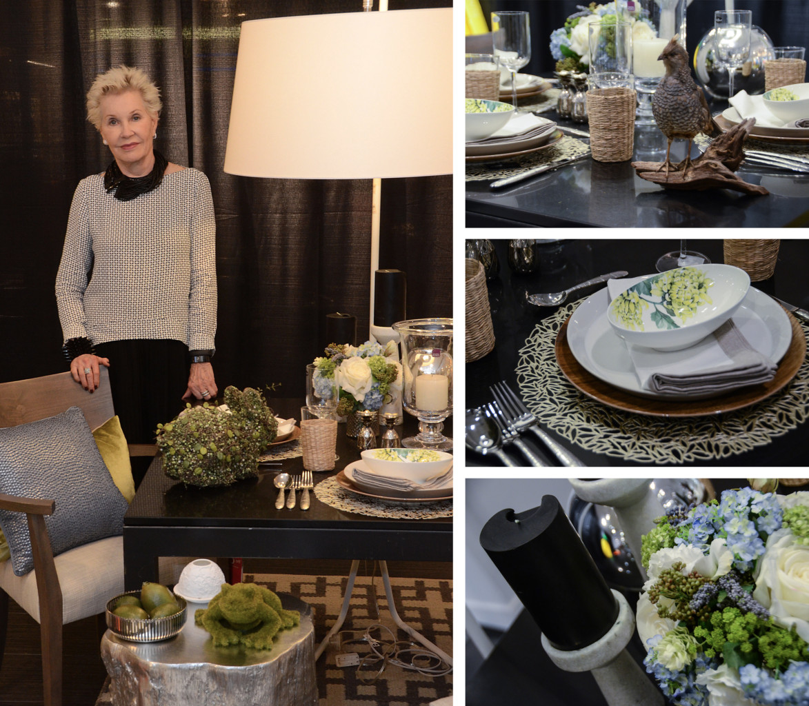 Laura Bohn Shares her Tips on Hosting Your Next Summer Soiree at Bloomingdale's.