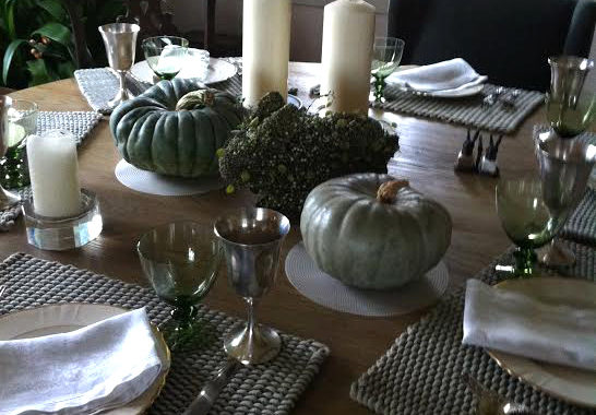 Peek Into Laura Bohn's Fall Inspired Table Settings
