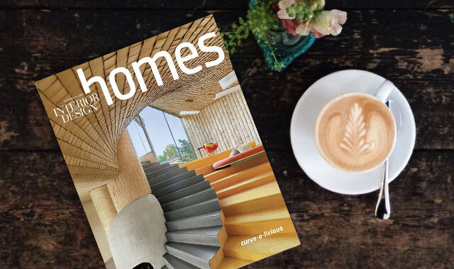 Our Latest Project 'Tango House' Featured In Interior Design Homes