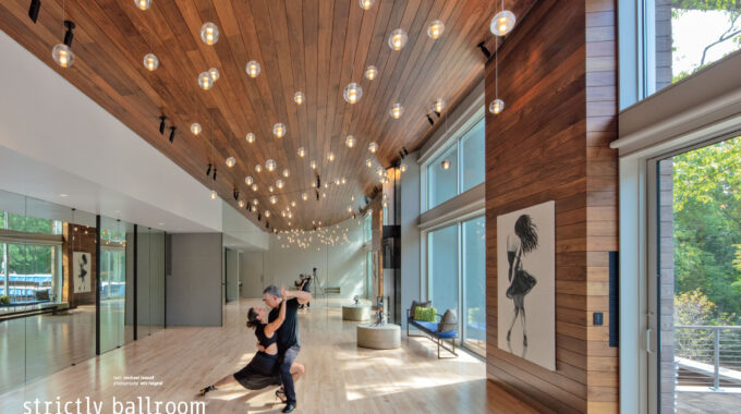 'Tango House' Residence Featured In Interior Design Homes Magazine